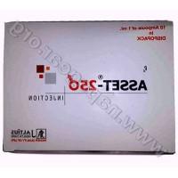 Asset-250 (Sustanon) - 40 amps(1 ml (250 mg/ml))